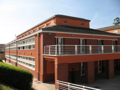 Campus ingegneristico dell'Università, Sede di Dalmine. Fotografia, 2007