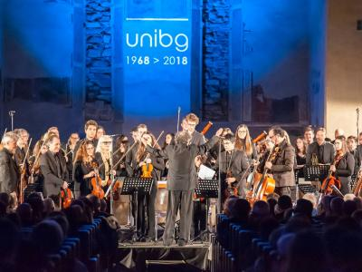 concerto chiusura 50unibg
