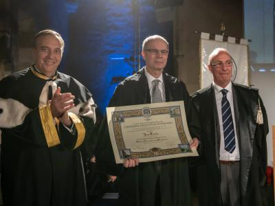 Dottorato honoris causa Jean Tirole 50unibg
