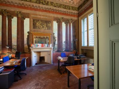 Casa dell'Arciprete - interno - uffici