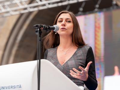 Graduation Day 2019 Anna Ascani