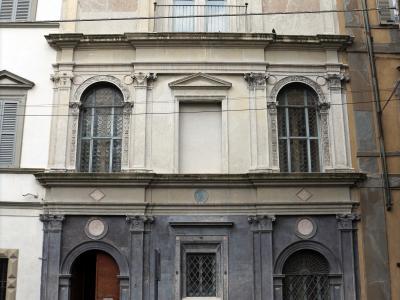 Casa dell'Arciprete - Donizetti - Ingresso