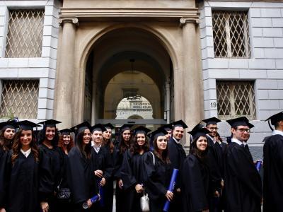 Graduation Day 2019 Cortei studenti