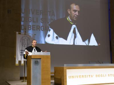 Discorso Rettore Inaugurazione a.a. 2019/2020