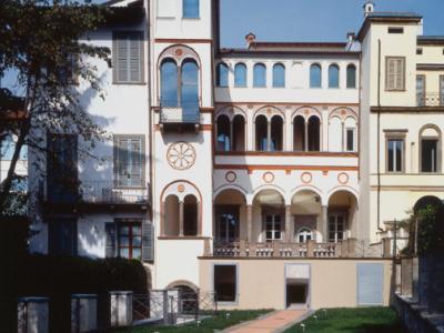 Interno della sede Bernareggi in Via Pignolo