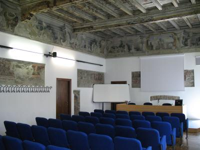 Aula 3, Palazzo Quattrini, 2009
