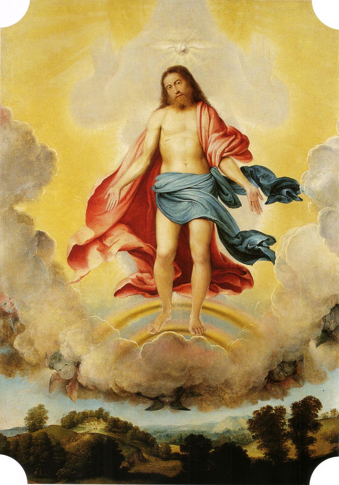 Lorenzo Lotto Trinità