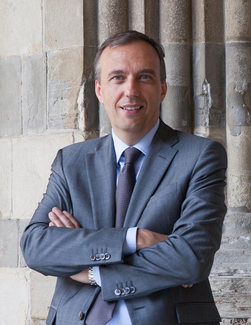 Il Rettore Prof. Remo Morzenti Pellegrini