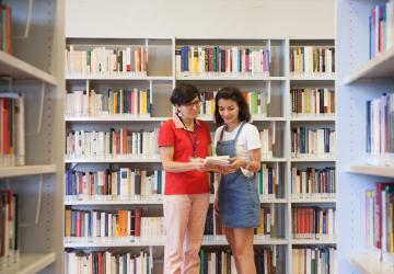 Biblioteca di Sant'Agostino - UniBg